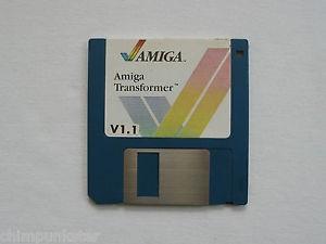 Transformer diskette